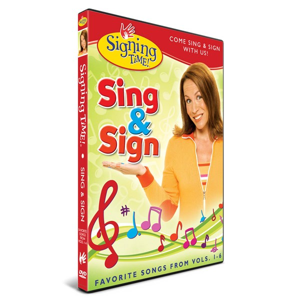 Sing and Sign DVD