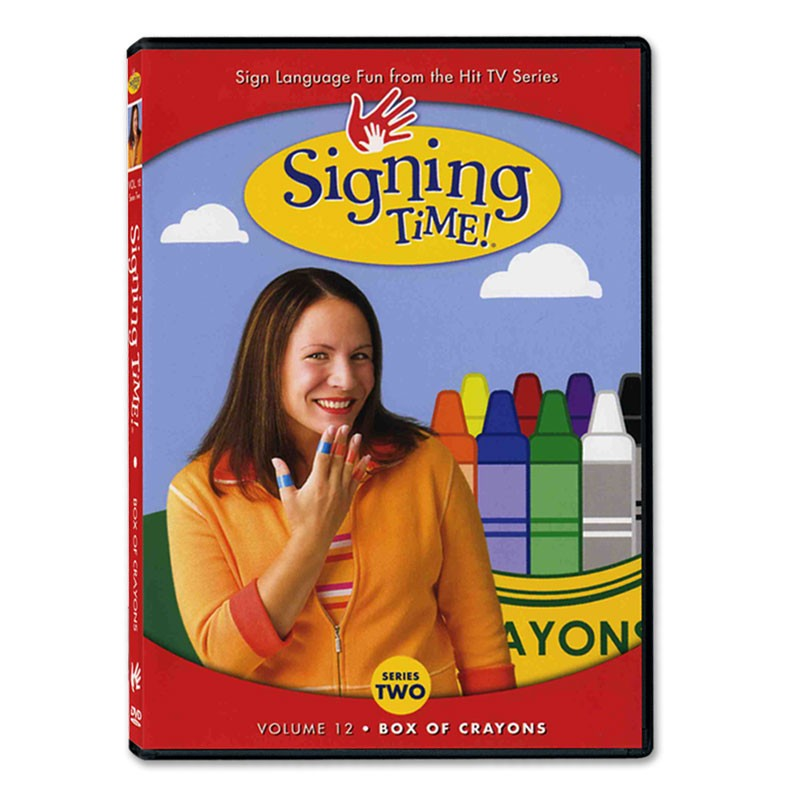 Series Two Vol. 12: Box of Crayons DVD