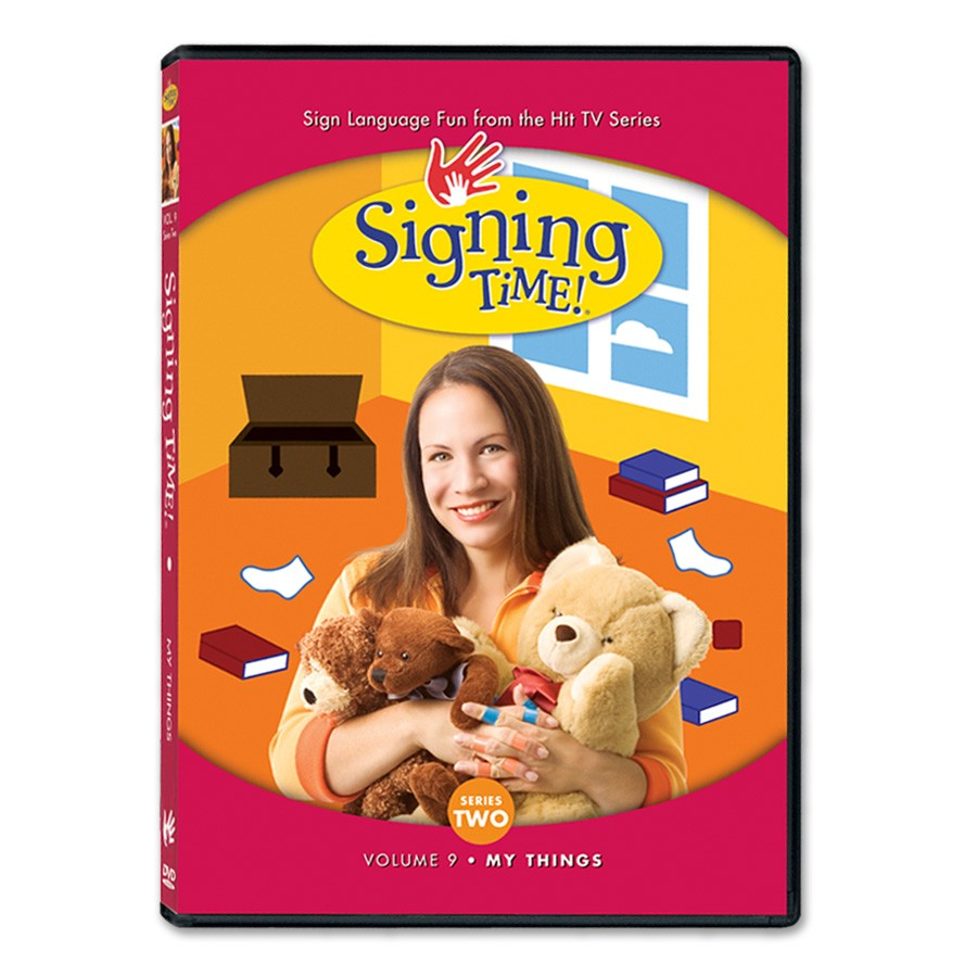 Series Two Vol. 9: My Things DVD